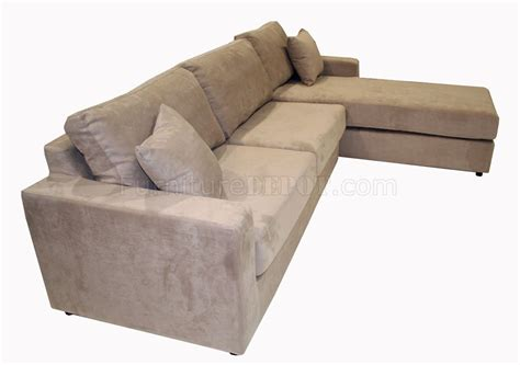 Pull Out Sectional Sofa Microfiber Sectional Sofa With Pull Out Bed
