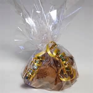 how to wrap gift basket gift wrapping clear cellophane roll gift basket arts and