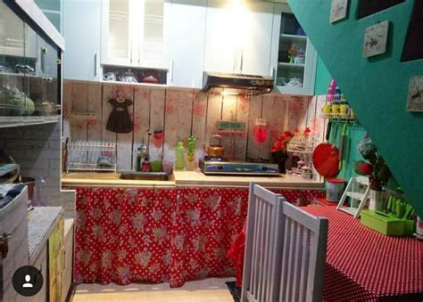 Gorden Dapur by Koleksi Gorden Tirai Kolong Dapur Yang Membuat Dapur Lebih
