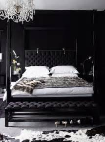 black and rooms black bedroom contemporary bedroom