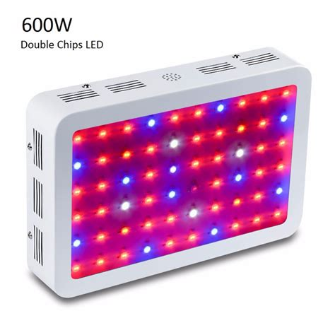 epistar led grow light ᓂfull spectrum led ᐃ plant plant grow ls double 5w