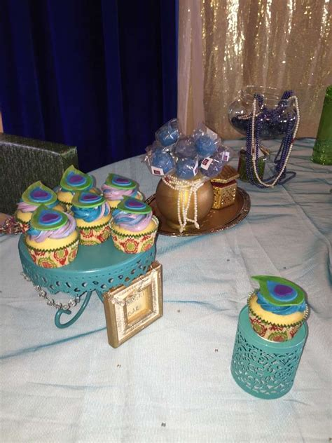 krishna clock themes krishna theme baby shower party ideas photo 6 of 31