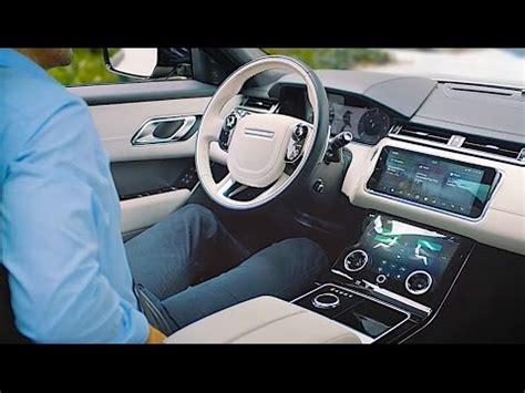range rover velar interior review 2018 new range rover