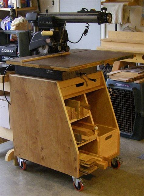Radial Arm Saw Table by Radial Arm Saw Stand Rich