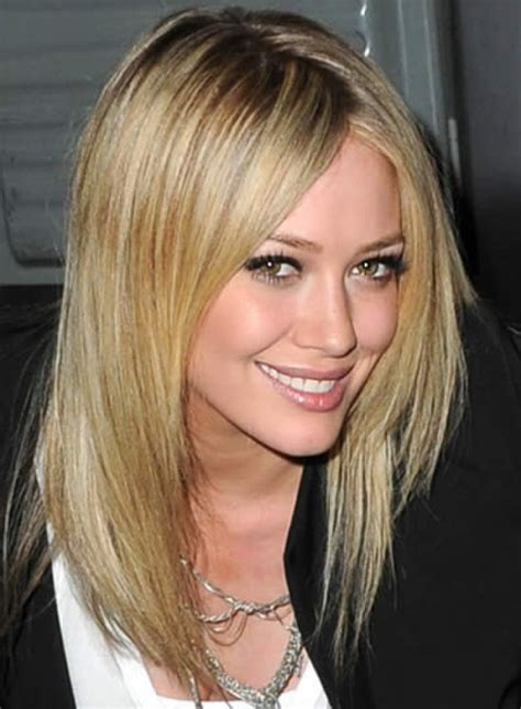 medium length hairstyles for thin hair hairjos