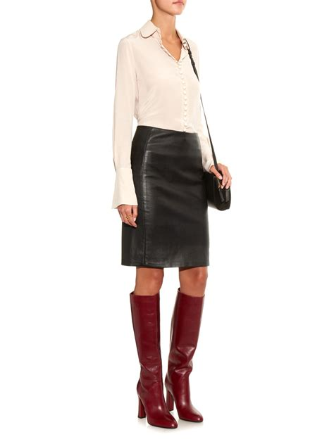 diana boots diane furstenberg gladyss boots in lyst