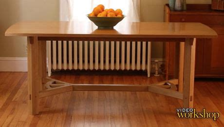 video build  hayrake table finewoodworking