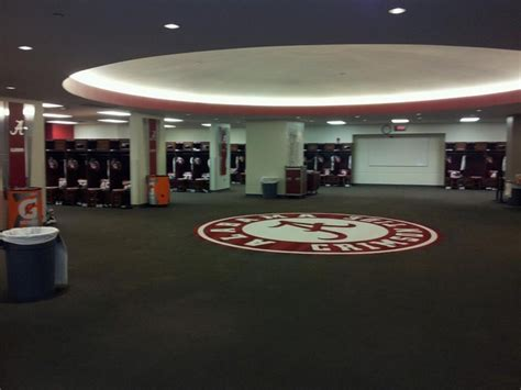 alabama state rooms 30 best images about locker room design on
