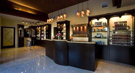 incredible salon reception desk ideas  shaped desk