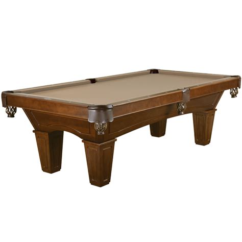 brunswick contender allenton 8 ft pool table