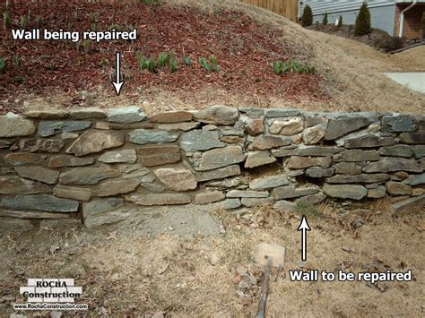 Fieldstone Fireplaces by Repairs Rocha Construction Silver Spring Md
