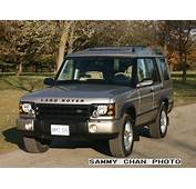 Canadian Auto Review  2000 Land Rover Discovery