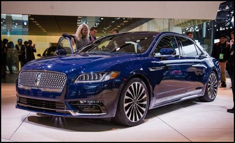 2020 lincoln continental 2020 lincoln continental engine specs fuel economy
