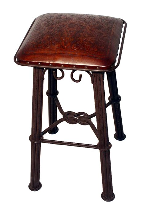 Antique Wrought Iron Bar Stools by Wrought Iron Bar Stools
