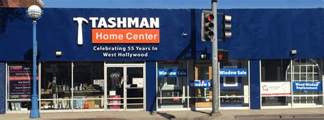 los angeles home improvement store tashman home center