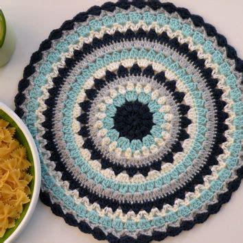 Crochet Table Mats - shop crochet table placemats on wanelo