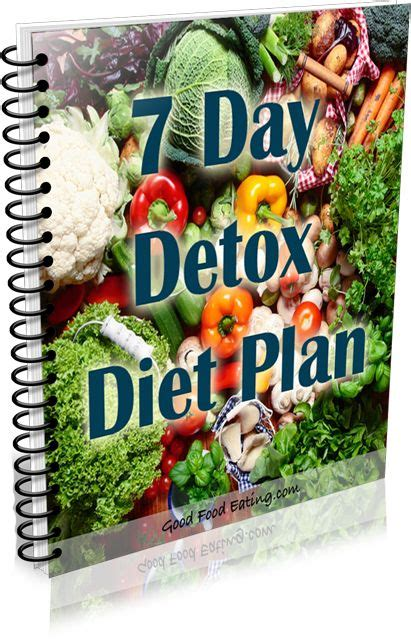 Energy Diets Detox by Lose Weight And Boost Energy Fast 7 Day Detox Diet Plan