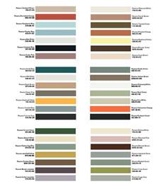 contemporary paint colors mad for mid century october 2013