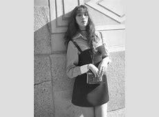 Lee Sung Kyung - Dazed Korea, March 2018 x Dior Hyuna Legs