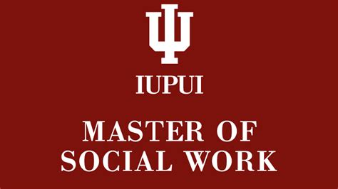 Advanced Standing Msw Programs by Master Of Social Work Indiana University Of