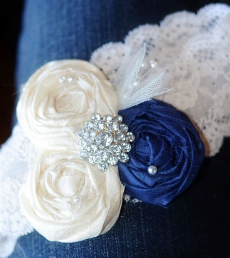 Whats A Garter Something Blue To Fit Your Budget Onewed