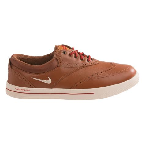 leather nike shoes nike lunar swingtip leather golf shoes for 8373h