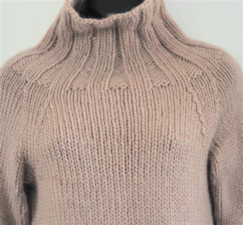 Handmade Knitted Sweaters - knitted sweater misswish by stine handmade sweaters
