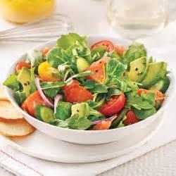 salade au saumon fum 233 et avocat recettes cuisine et