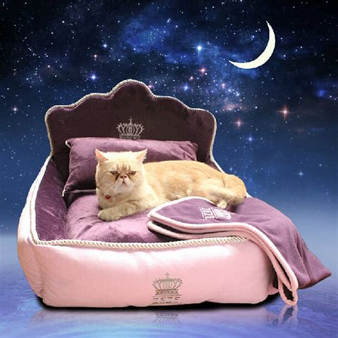 princess cat bed 2016 high quality luxury noble princess pet bed dog bed