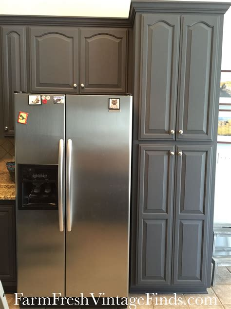 Paint Finish For Kitchen Cabinets by Painting Kitchen Cabinets With General Finishes Milk Paint