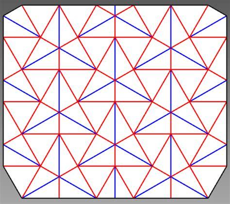 Geometric Paper Folding Patterns - resch tessellation generator geometry