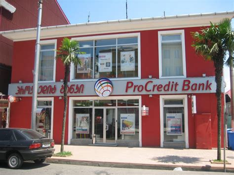 prcredit bank panoramio photo of procredit bank kobuleti branch