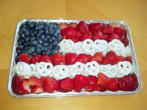 easy 4th of july potluck idea food porn sweet treats