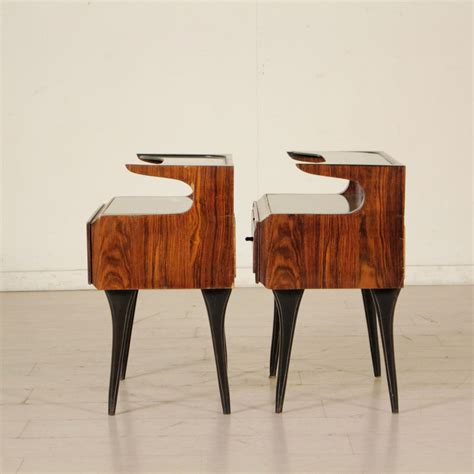 comodini anni 50 comodini anni 50 60 mobilio modernariato dimanoinmano it