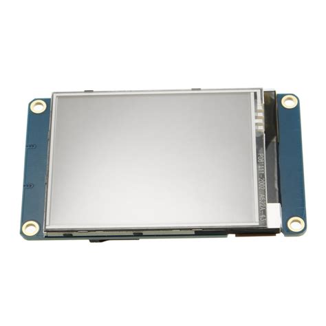 Nextion 2 8 Hmi Uart Lcd Tft Touchscreen 320x240px For Arduino Rasp 2 8 inch nextion hmi intelligent smart usart uart serial touch tft lcd screen module for