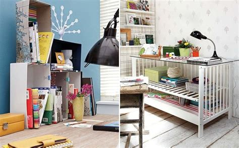 desk ideas diy 13 diy home office organization ideas how to declutter