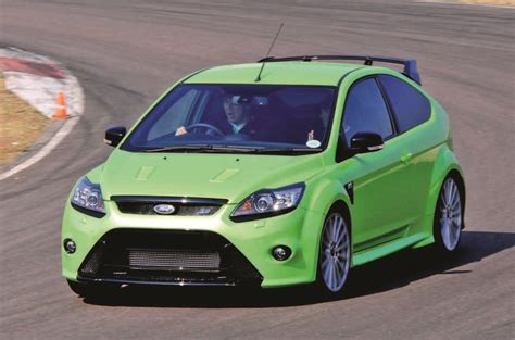 Ford Focus Rs 2020 by 2020 Ford Focus Rs To 400bhp 425lb Ft Mild Hybrid