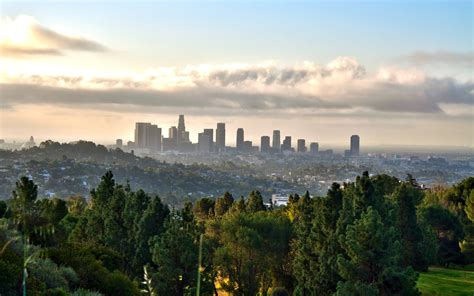 los angeles landscape wallpaper 7181 2560 x 1600