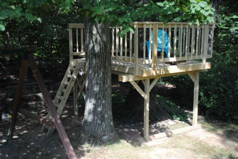 Cool House Blueprints Simple Treefort