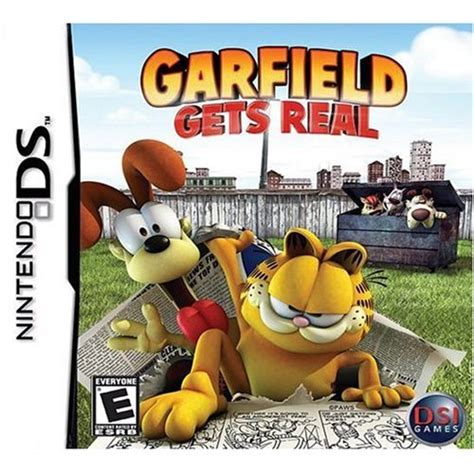 Gets Real by Igrica Za Nintendo Ds Garfield Gets Real A06922 Igrice