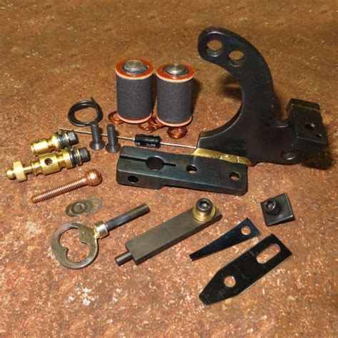 tattoo machine build your own unassembled tattoo machine kit defiance manufacturing