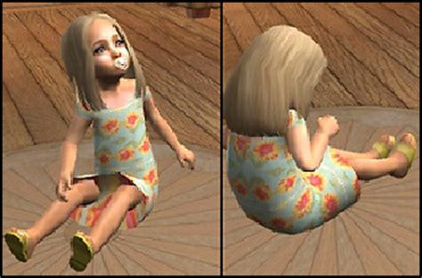 mod the sims cute baby outfits
