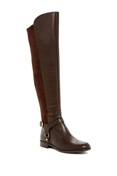 nordstrom boots franco sarto mast high boot nordstrom rack