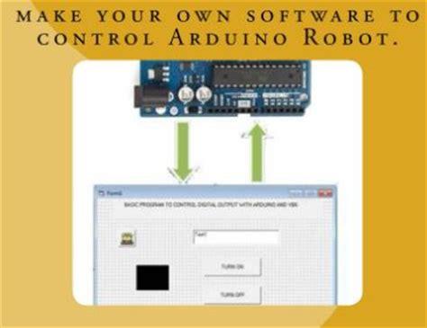 tutorial arduino visual basic control arduino with visual basic 6 0