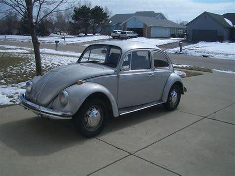 used volkswagen beetle 5000 purchase used 1969 volkswagen beetle in ohio