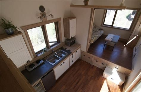 Customizable Floor Plans quot v quot is for versatile in this customizable tiny home