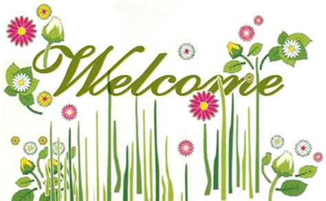 welcome images with flowers welcome images with flowers www imgkid com the image