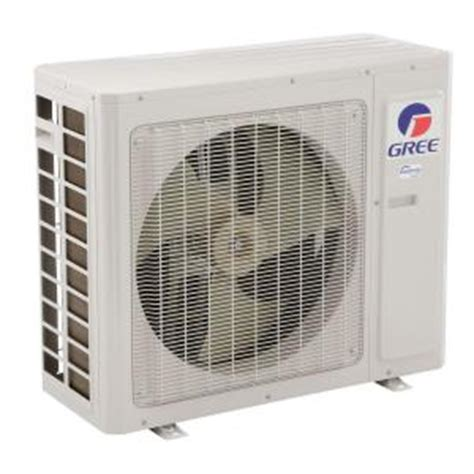 gree premium efficiency 36 000 btu 3 ton ductless duct