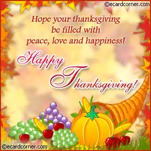 happy thanksgiving messages to friends happy thanksgiving greetings ecardcorner