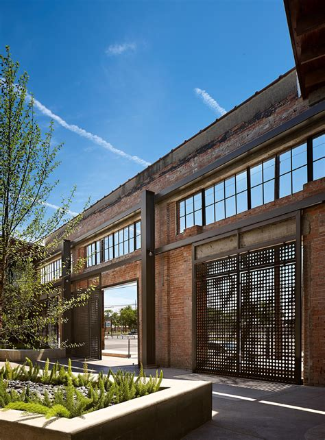 gallery  hughes warehouse adaptive reuse overland